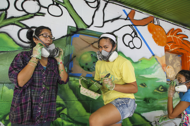 Mural Project Day 2-118