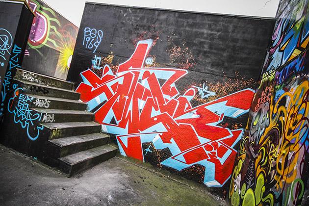Montana graffiti