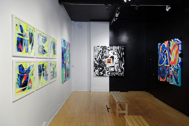Sobekcis first solo show in the US-07