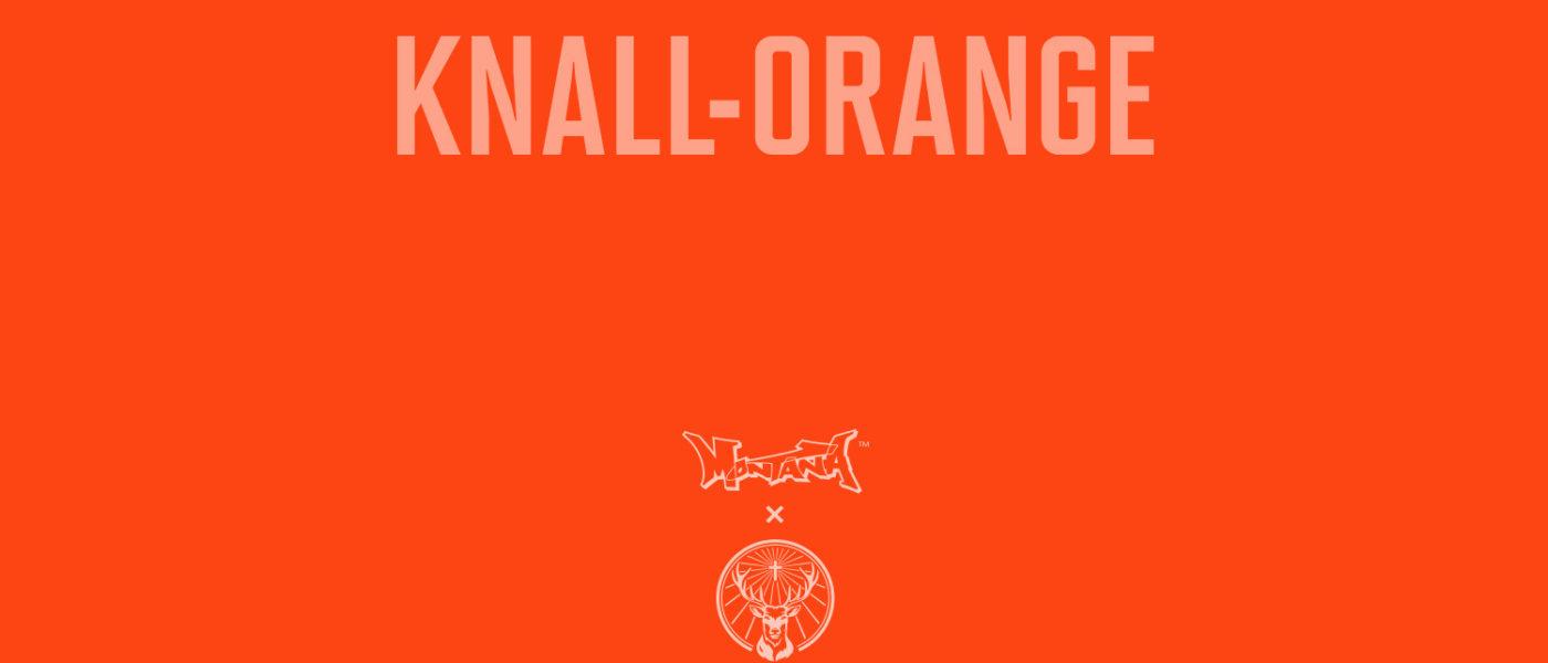 Jägermeister Knall Orange
