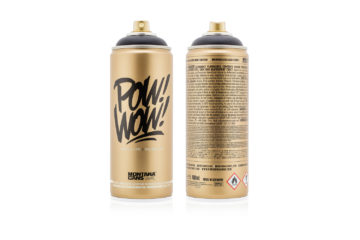 MONTANA CANS COLLABO SERIES POW WOW HAWAII 2017