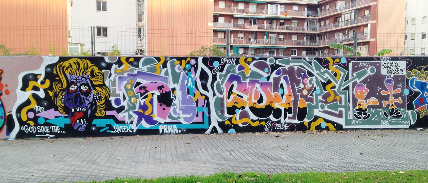 INTRODUCING GRAFFITI ARTIST SOCOOL420