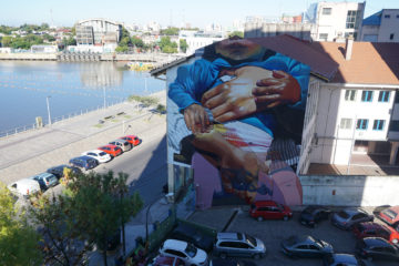CASE NEW MURAL MAMA ARGENTINA BUENOS AIRES ARGENTINA