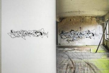 INTRODUCING GRAFFITI ARTIST N O MADSKI