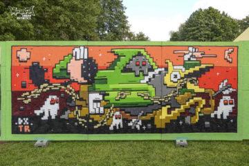 CIRQUE DE LART 2017 Strausberg Germany