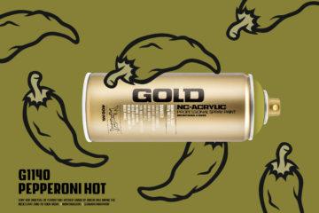 Montana GOLD G1140 PEPPERONI HOT