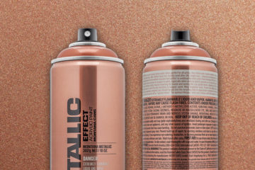 MONTANA METALLIC EFFECT EMC2050 COPPER