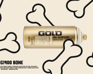 Montana GOLD G1400 BONE