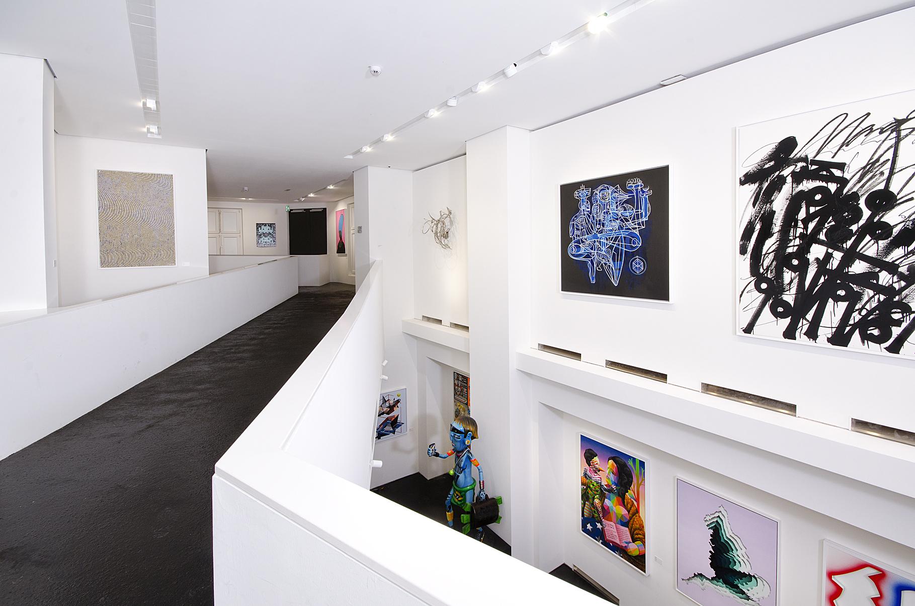 urban nation berlin opens museum for urban contemporary art. Black Bedroom Furniture Sets. Home Design Ideas