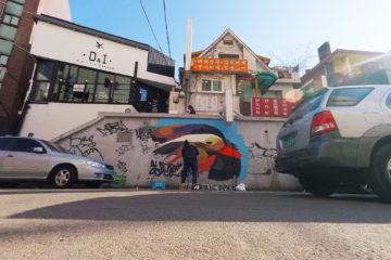 Christian Olsens world vs streets Seoul