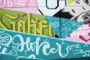 INTRODUCING GRAFFITI ARTIST HOKER ONE