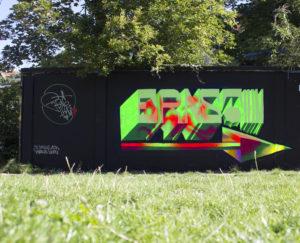 INTRODUCING GRAFFITI ARTIST ERNEST