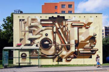 INTRODUCING GRAFFITI ARTIST BOND TRULUV